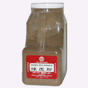 陳皮粉 ORANGE PEEL POWDER