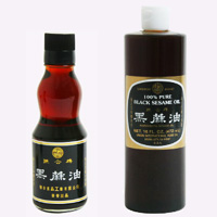 黑麻油 100% Black Sesame Oil