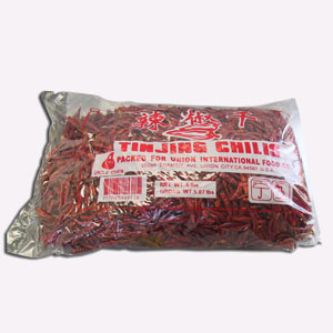 天津小辣椒 Small Tianjin Chilies